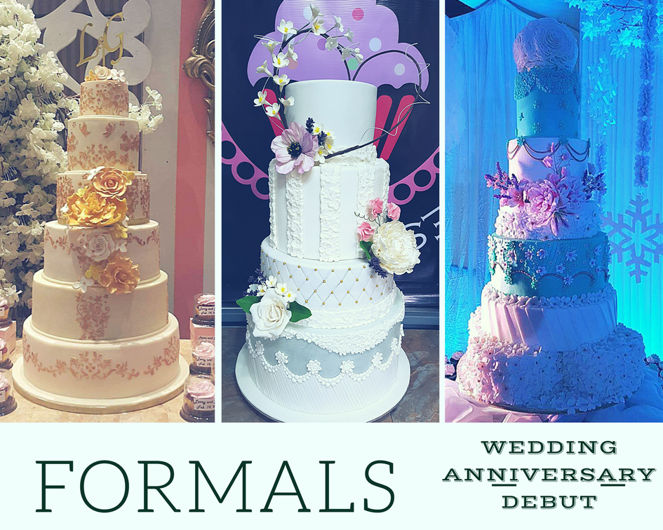 formals | wedding cakes